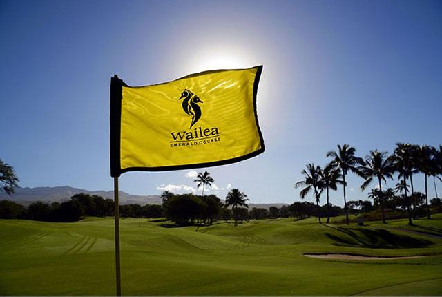 Wailea - Emerald Course