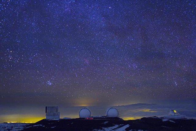茂纳凯亚顶峰&日落观星之旅