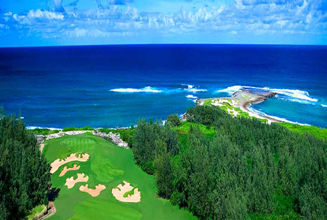 Turtle Bay Golf /Arnold Palmer Course